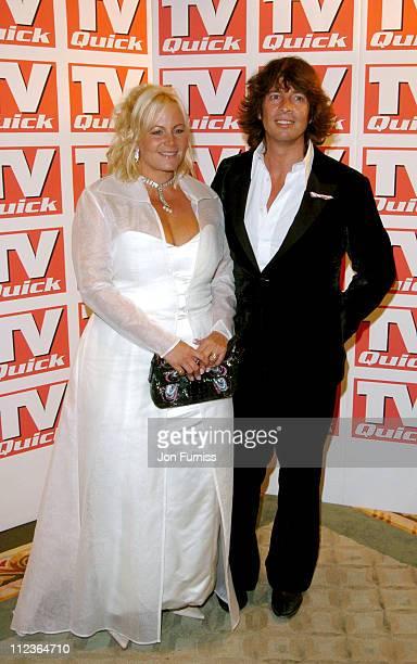 Laurence Llewelyn Bowen and wife Jackie Llewelyn Bowen
