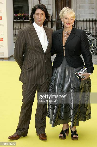 Laurence LlewelynBowen And His Wife Jackie Attend The Royal Academy Summer Exhibition Party In London