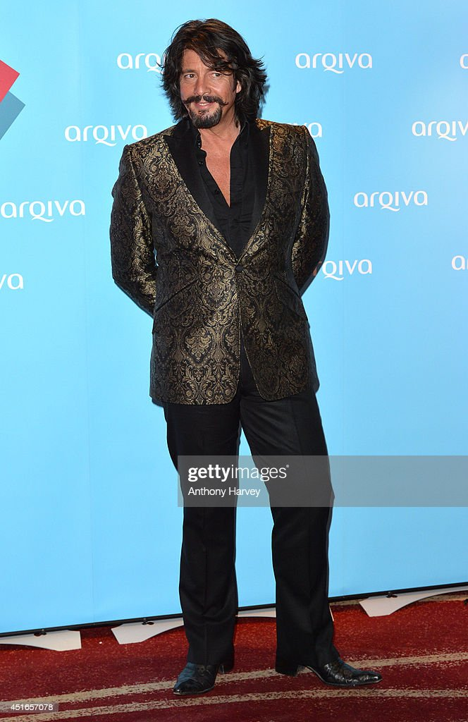 Laurence Lleweyn Bowen attends the Arqiva Commercial Radio Awards at Westminster Bridge Park Plaza Hotel on July 3, 2014 in London, England.