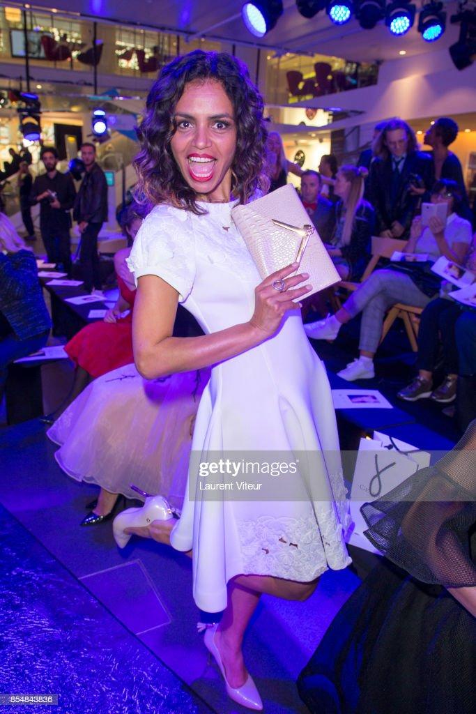 Christophe Guillarme : Front Row  - Paris Fashion Week Womenswear Spring/Summer 2018