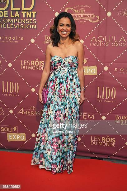 Laurence Roustandjee attends the 'Gold Prix De La TNT' Award Ceremony at Theatre Bobino on June 6 2016 in Paris France