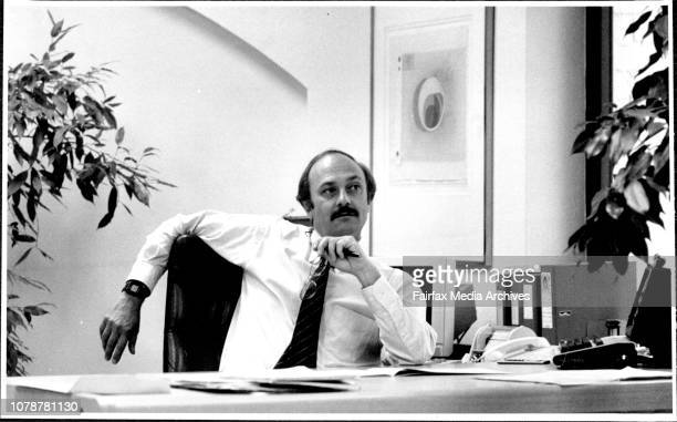 Laurence S. Freedman, executive director of Equitilink. April 15, 1987. .