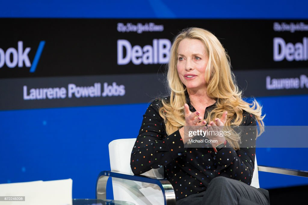 The New York Times 2017 DealBook Conference : News Photo