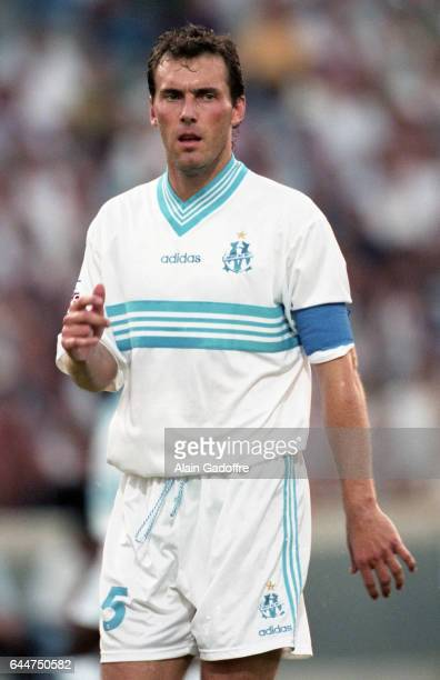 Laurent BLANC Marseille / Nantes Division 1 Photo Alain Gadoffre / Icon Sport