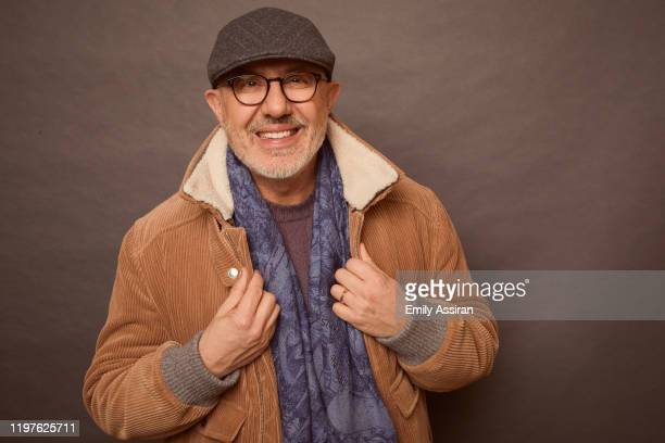 Laurent Bouzereau from Natalie Wood What Remains Behind poses for a portrait at the Pizza Hut Lounge on January 26 2020 in Park City Utah