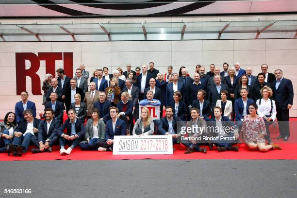 Laurent Boyer Patrice Carmouze Francois Lenglet Alain Duhamel Nathalie Fellonneau Louis Bodin Jacques Pradel Agnes Bonfillon Laurent Gerra Julien...