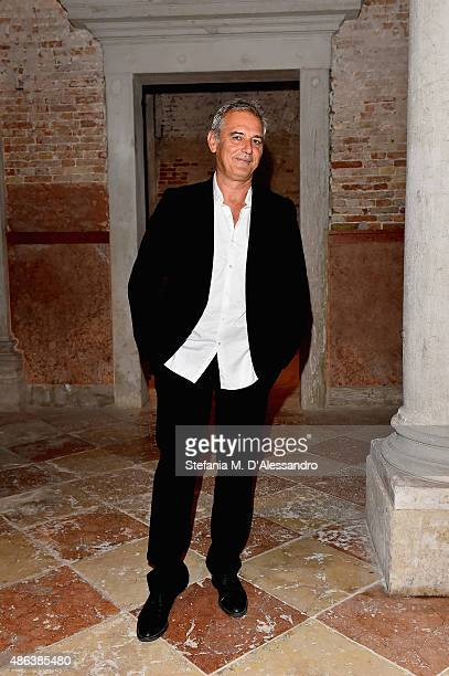 Laurent Cantet attends the Miu Miu Women's Tales Dinner during the 72nd Venice Film Festival at Ca' Corner della Regina on September 3 2015 in Venice...