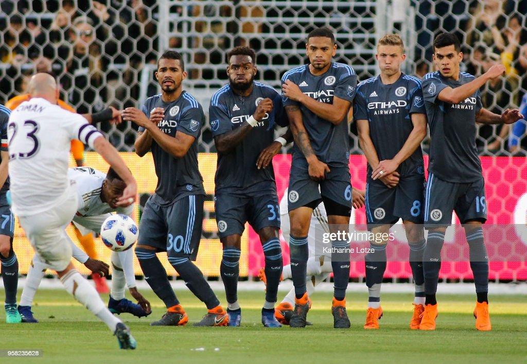 New York City FC v Los Angeles FC