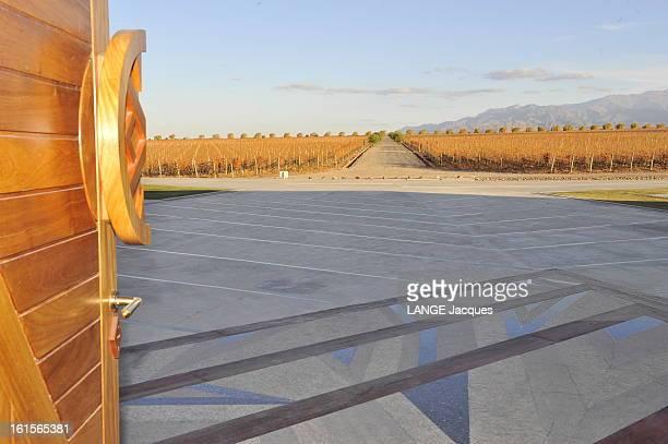 Laurent Dassault Wine Producer In Argentina Province de Mendoza Argentine 8 juin 2010 Laurent Dassault est le propriétaire avec Benjamin de...