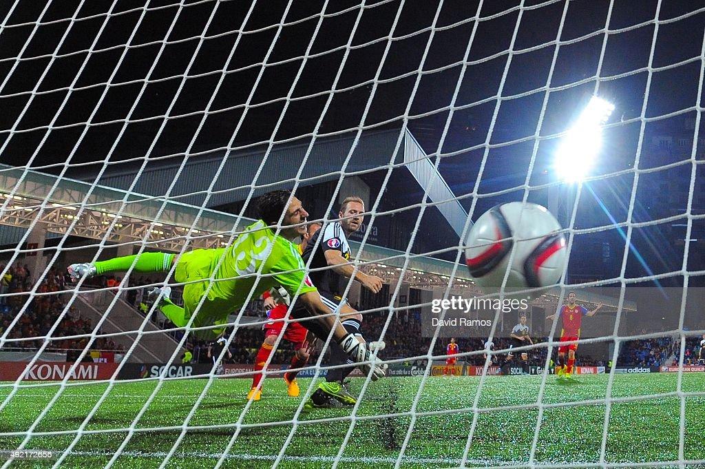 Andorra v Belgium - UEFA EURO 2016 Qualifier