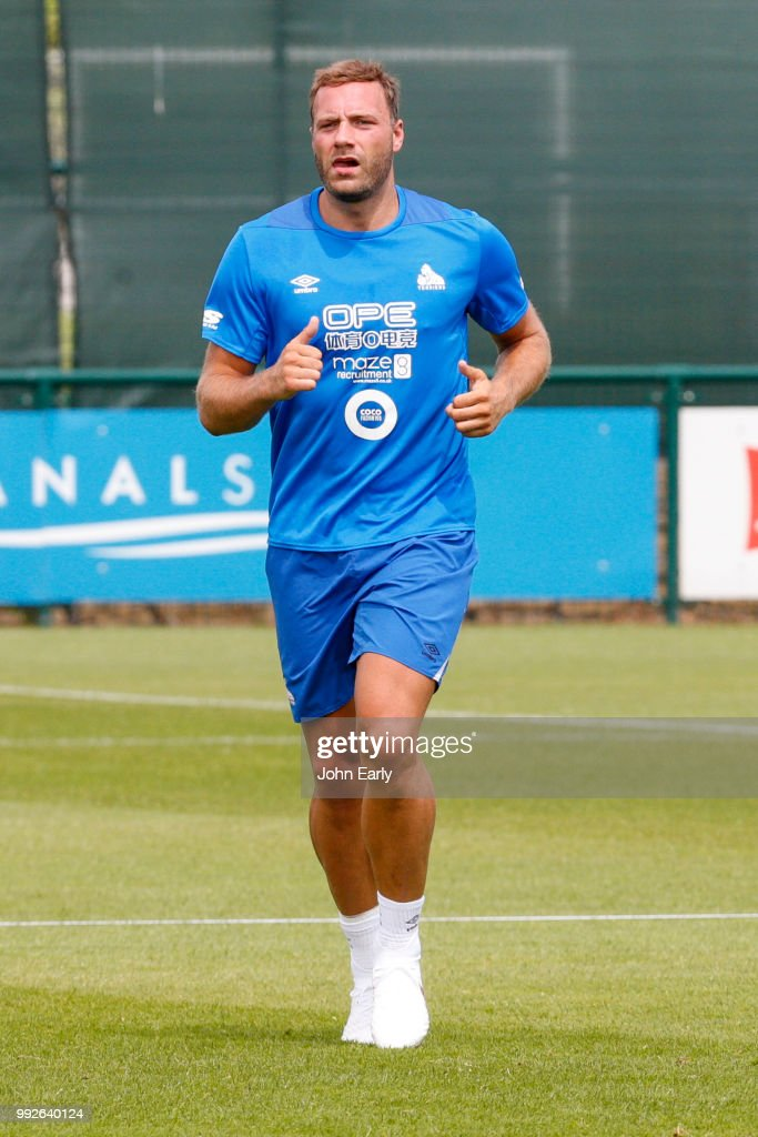 Huddersfield Town Pre-Season Training
