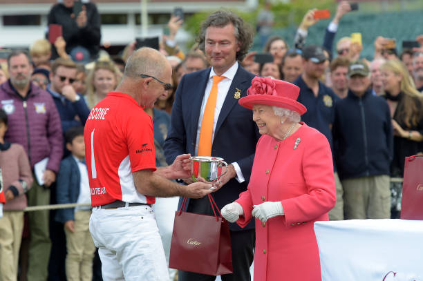 GBR: The Cartier Queen's Cup Polo Final 2019