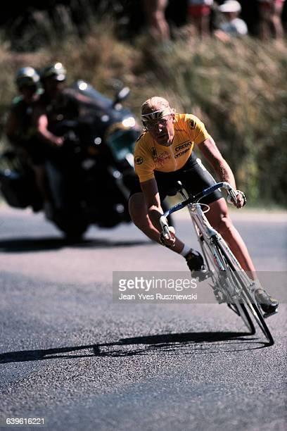 Laurent Fignon during the 1984 Tour de France.