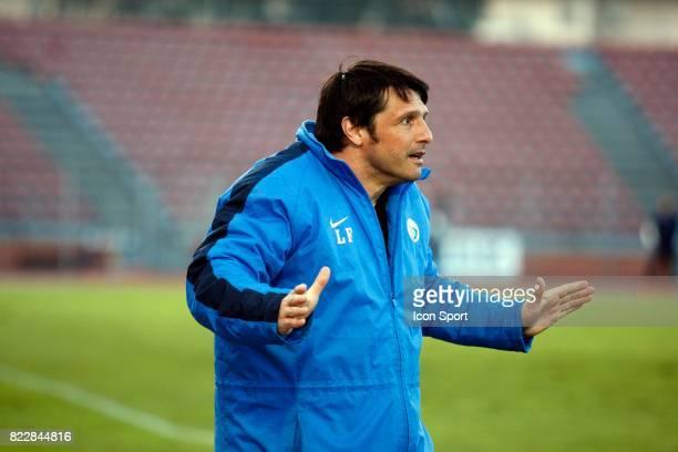 Laurent FOURNIER - - Creteil / Bayonne - , 31e journee National - Stade Dominique Duvauchelle,