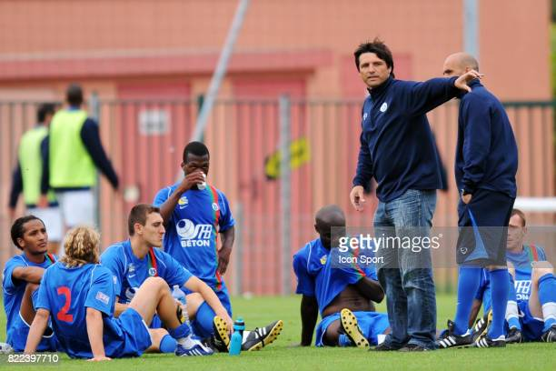 Laurent FOURNIER Us Creteil / Paris FC Match amical