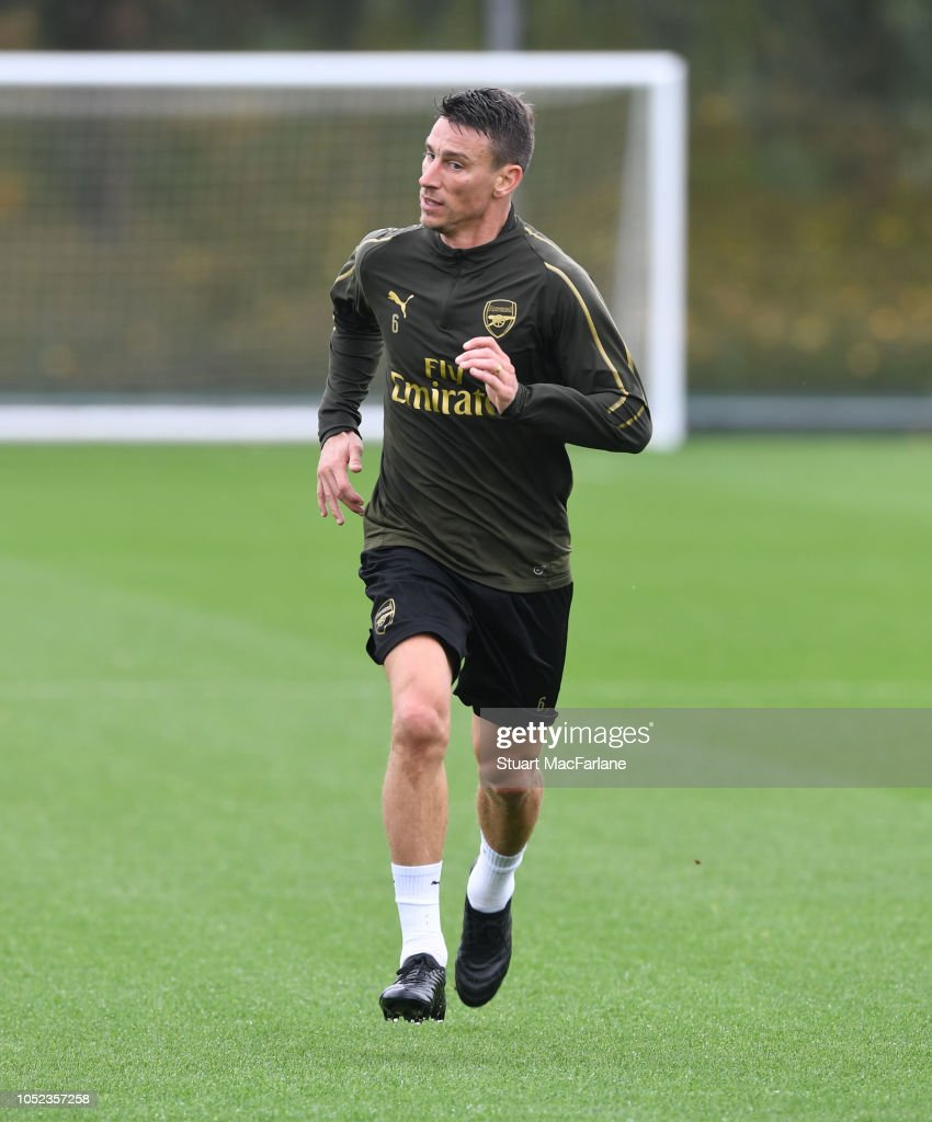 Arsenal Training Session : Fotografia de notícias