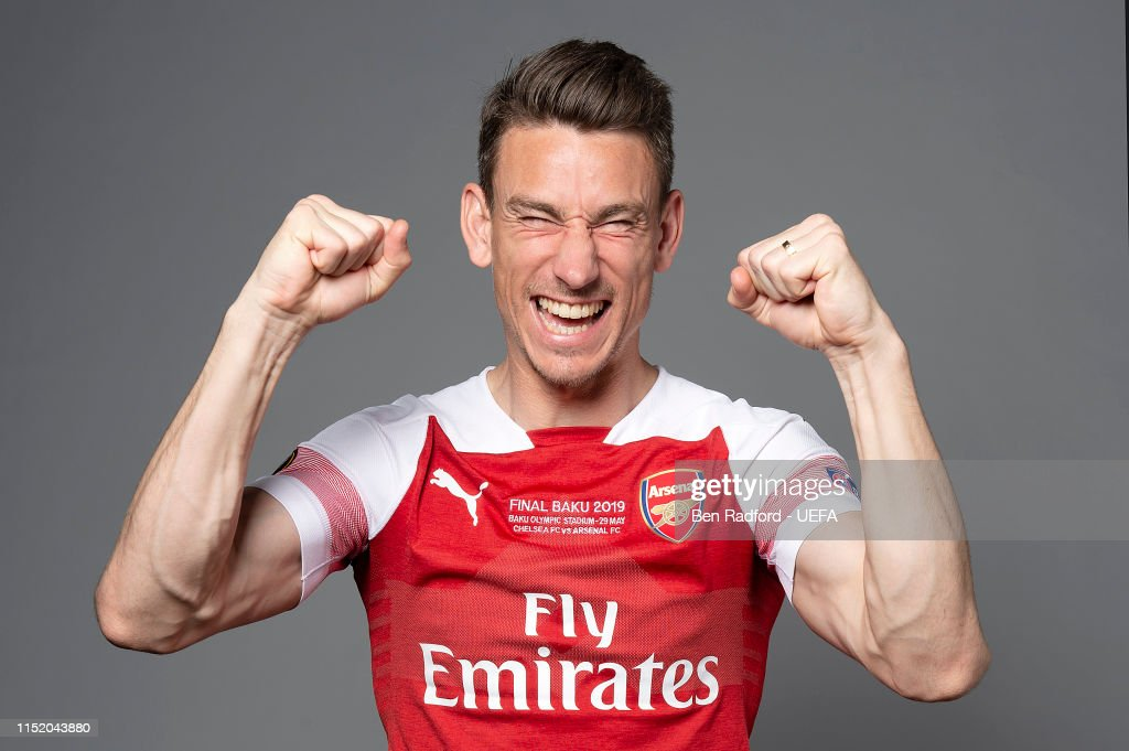 Arsenal Europa League Final Media Day : News Photo