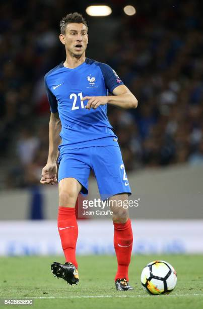 Laurent Koscielny of France during the FIFA 2018 World Cup Qualifier between France and Luxembourg at the Stadium on September 3 2017 in Toulouse...