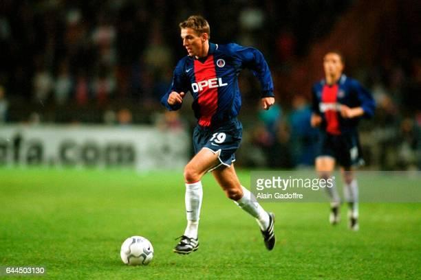 Laurent LEROY Paris Saint Germain / Rosenborg Champions League 2000/2001 Photo Alain Gadoffre / Icon Sport