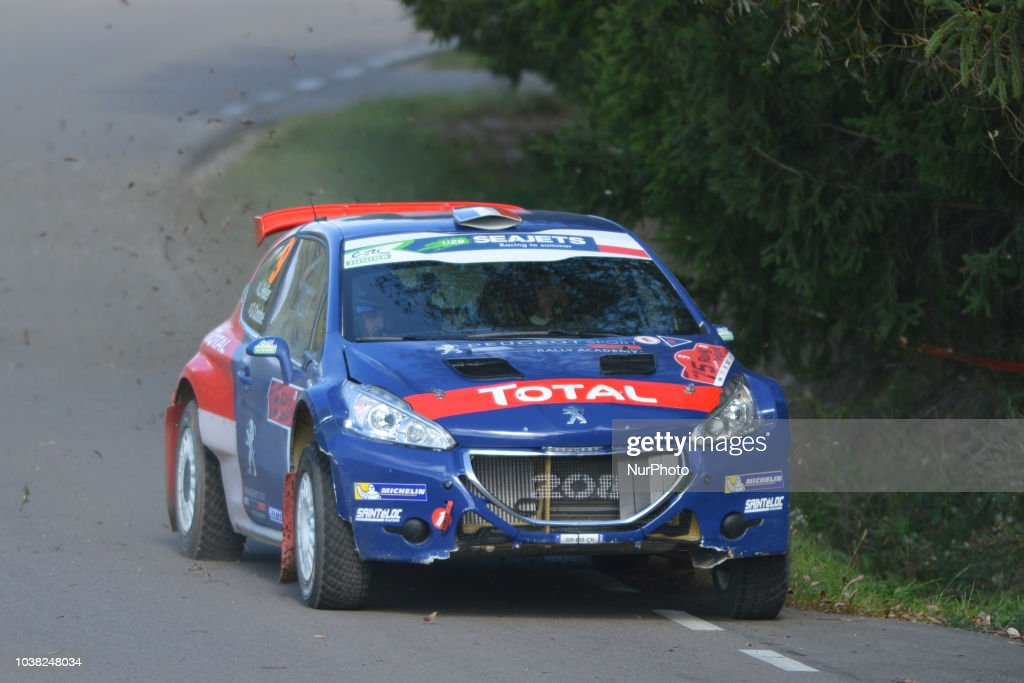 PZM 75th Rally Poland 2018 - Day One (62 immagini) : News Photo