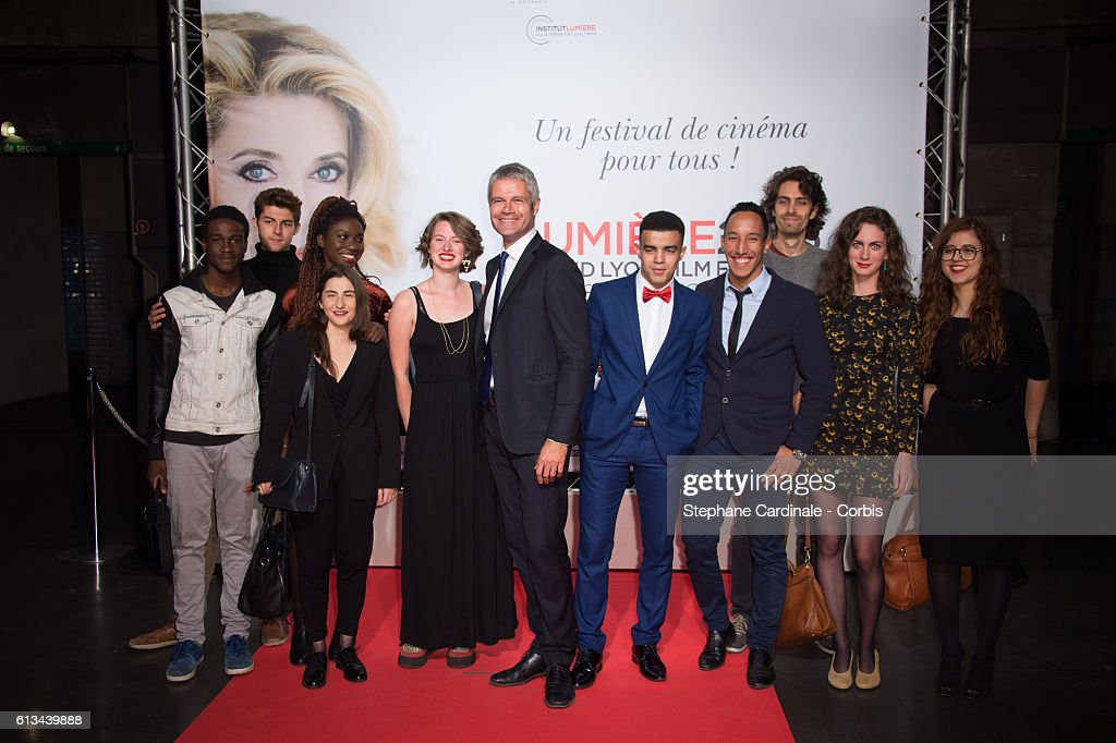 8th Film Festival Lumiere In Lyon : opening Ceremony