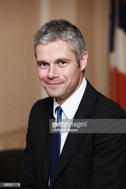 Laurent Wauquiez Portrait Session