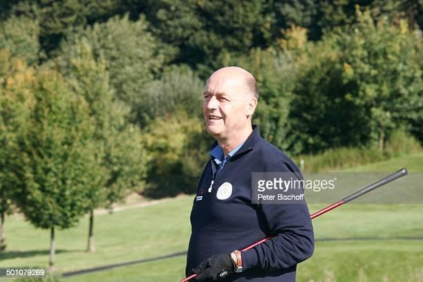 Laurenz Meyer 1 PromiGolfTurnier GoodHopeGolfCup der Stiftung Good Hoe Centre Golfclub Teutoburger Wald Halle NordrheinWestfalen Deutschland Europa...