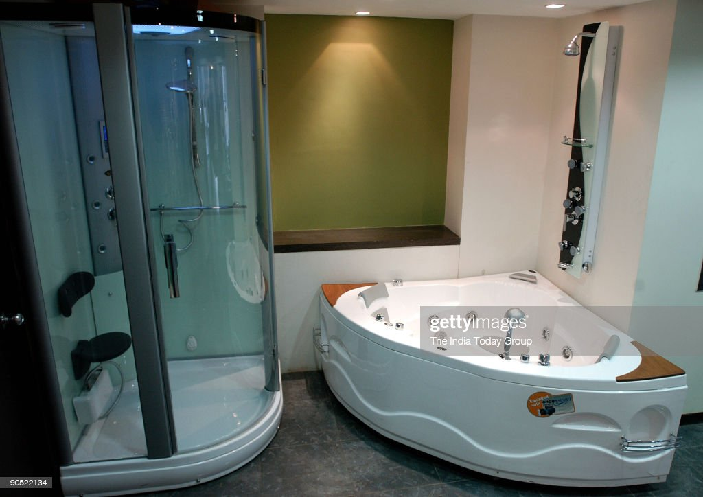 Lauret Whirlpool bath tub and shower cabin item at VBCL in Mumbai ...