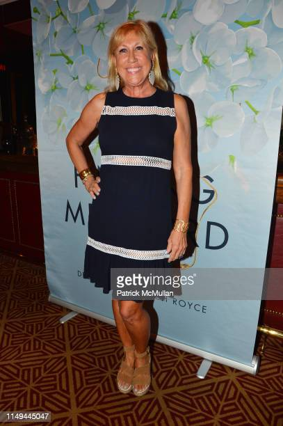 Laurette Kittle attends Deborah Goodrich Royce's Finding Mrs Ford Book Launch at Doubles on June 11 2019 in New York City