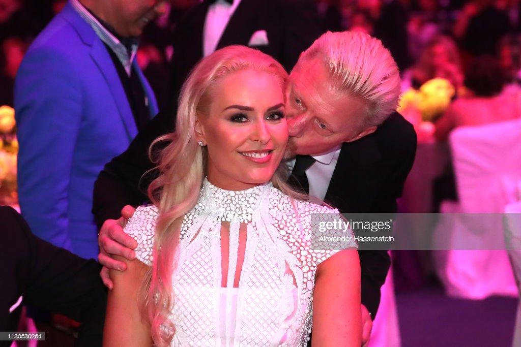 Show - 2019 Laureus World Sports Awards - Monaco : ニュース写真