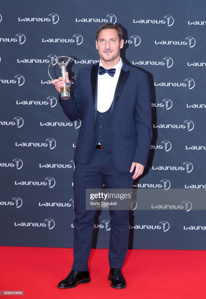 Winners Press Conference and Photocalls - 2018 Laureus World Sports Awards - Monaco