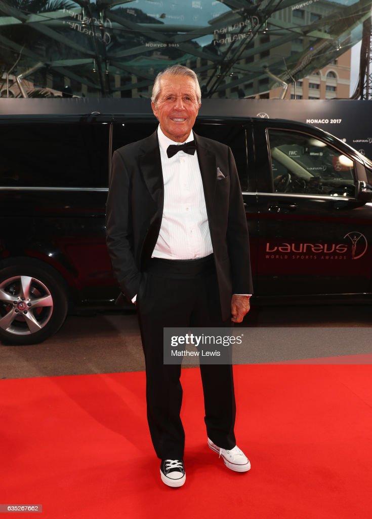 Red Carpet - 2017 Laureus World Sports Awards - Monaco