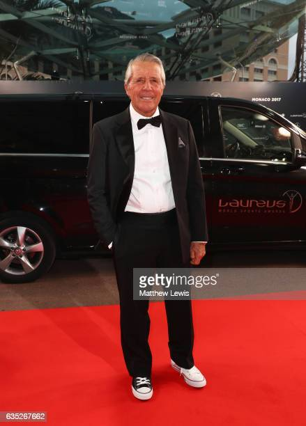 Laureus Academy member Gary Player attends the 2017 Laureus World Sports Awards at the Salle des EtoilesSporting Monte Carlo on February 14 2017 in...