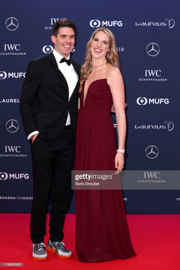 MCO: Red Carpet - 2019 Laureus World Sports Awards - Monaco