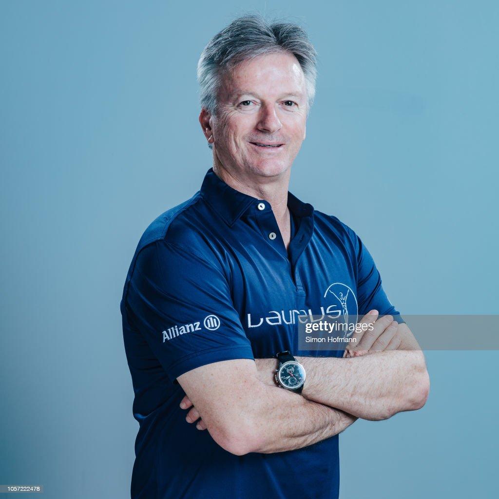 Laureus Sport For Good Summit 2018 Day Three : News Photo
