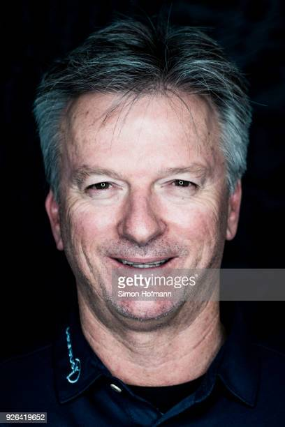 Laureus Academy member Steve Waugh poses prior to the 2018 Laureus World Sports Awards at Le Meridien Beach Plaza Hotel on February 26, 2018 in...