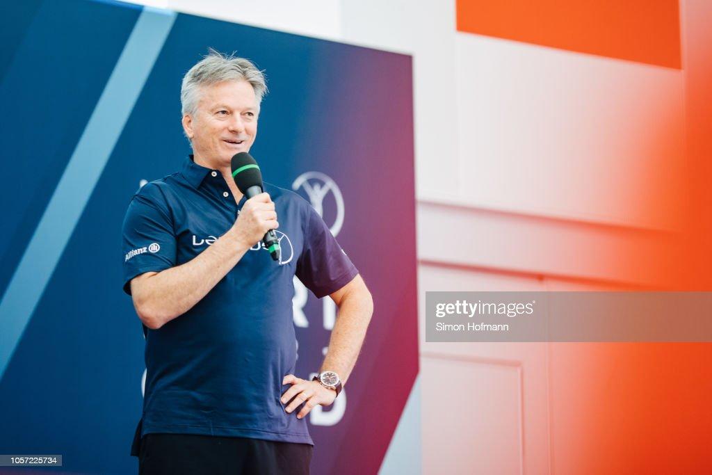 Laureus Sport For Good Summit 2018 Day One : News Photo