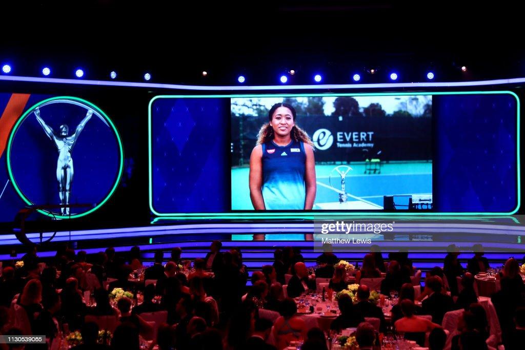 Show - 2019 Laureus World Sports Awards - Monaco : News Photo