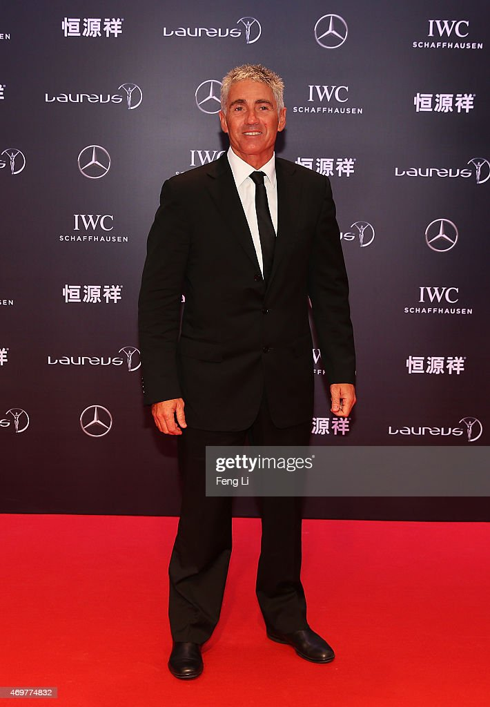 Red Carpet Arrivals - 2015 Laureus World Sports Awards - Shanghai