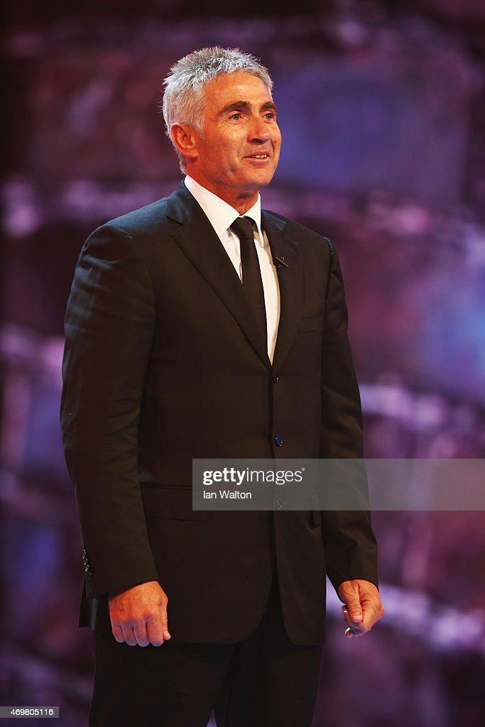 Show - 2015 Laureus World Sports Awards - Shanghai