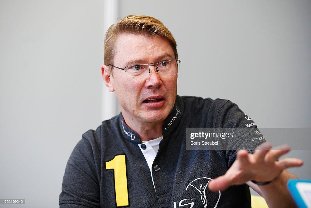 Media Interviews -  2016 Laureus World Sports Awards - Berlin