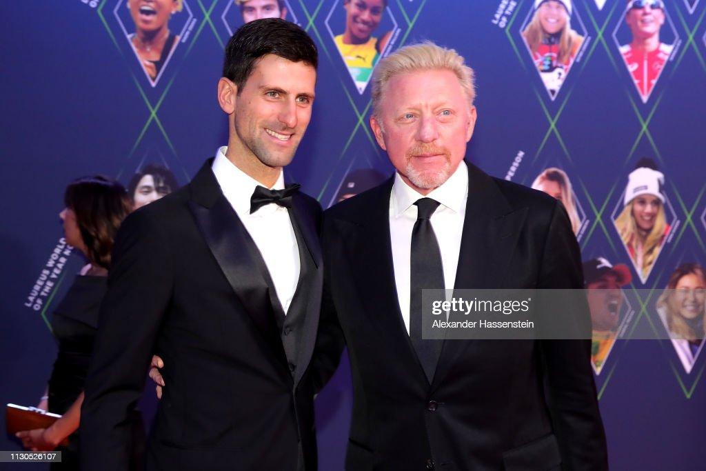 Red Carpet - 2019 Laureus World Sports Awards - Monaco : News Photo