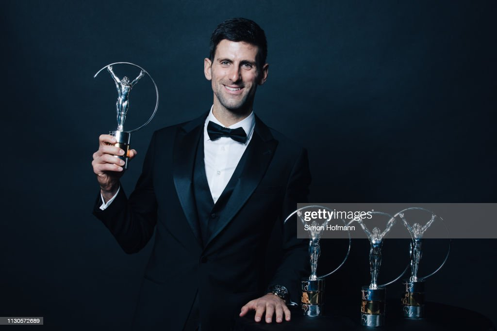 Winners Press Conference and Photocalls - 2019 Laureus World Sports Awards - Monaco : News Photo