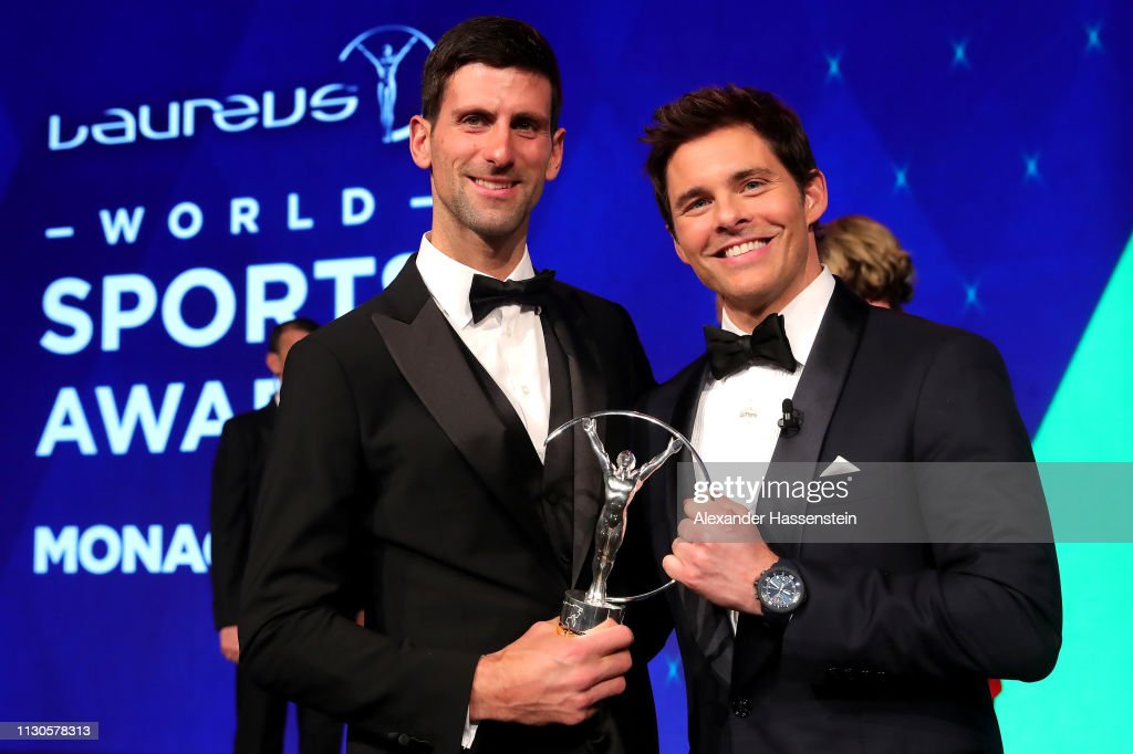 Show - 2019 Laureus World Sports Awards - Monaco : News Photo