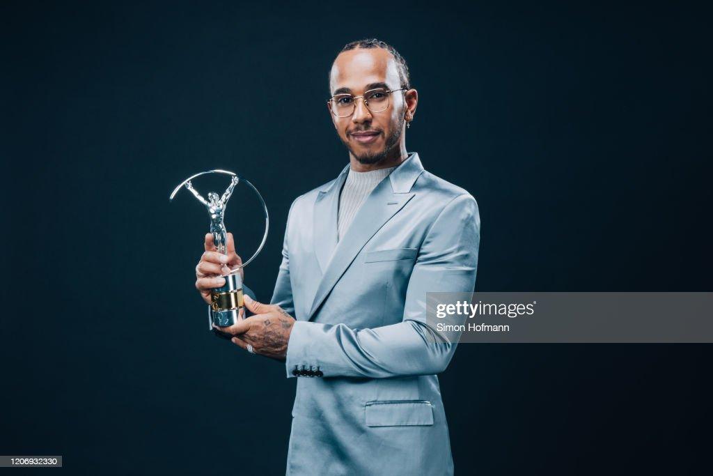 Portraits - 2020 Laureus World Sports Awards - Berlin : Fotografia de notícias