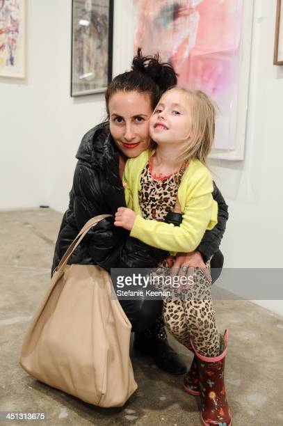 Lauri Firstenberg attends The Rema Hort Mann Foundation LA Artist Initiative Benefit Auction on November 21, 2013 in Los Angeles, California.