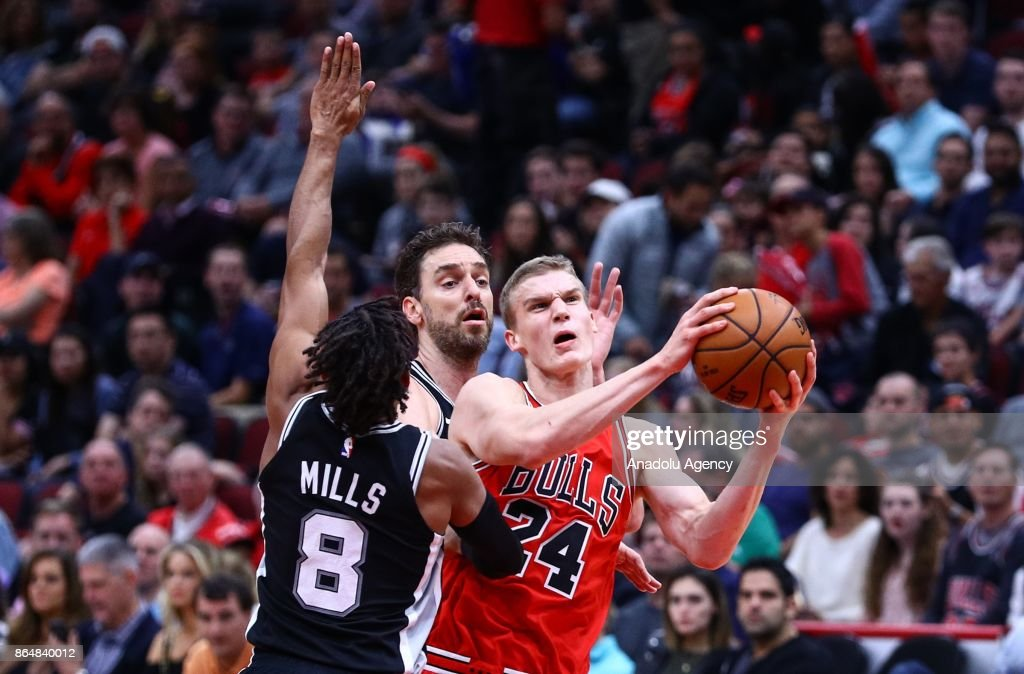 Chicago Bulls v San Antonio Spurs - NBA : News Photo