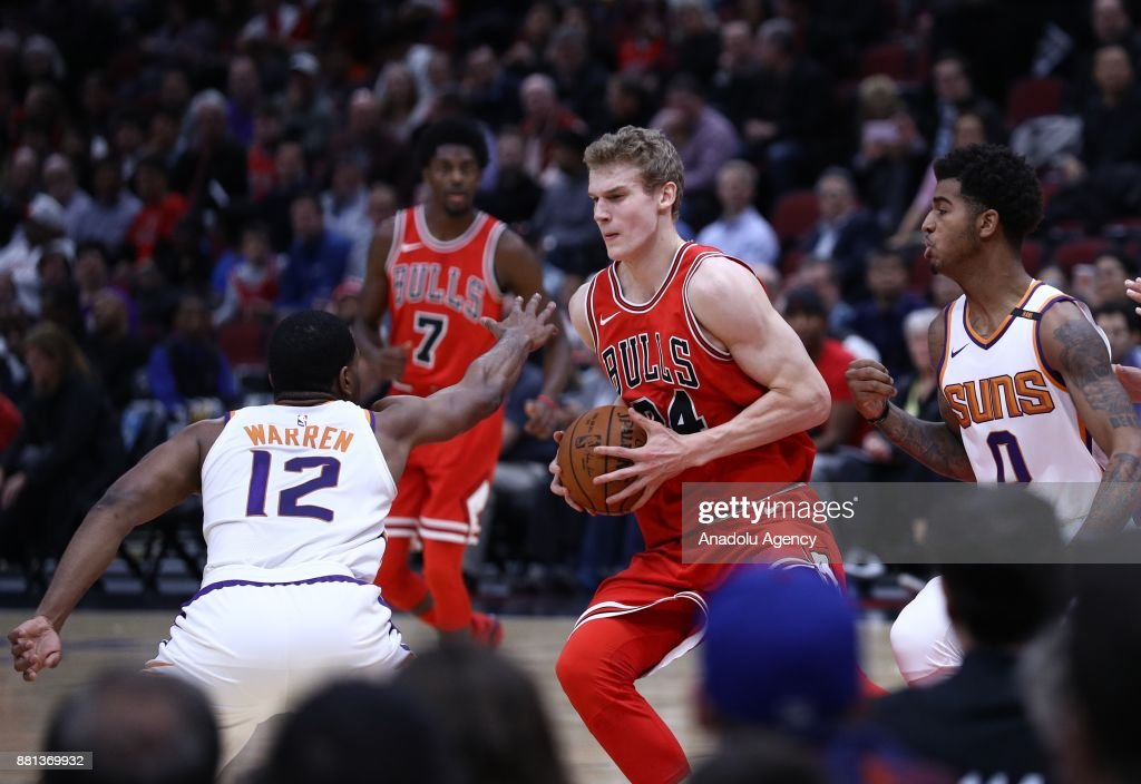 Chicago Bulls vs Phoenix Suns: NBA : News Photo