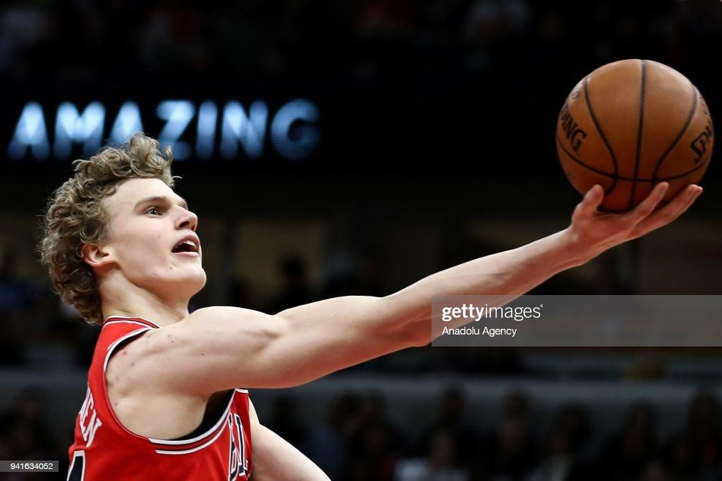 NBA: Chicago Bulls vs Charlotte Hornets : News Photo