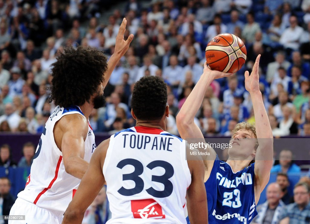 France v Finland - FIBA Eurobasket 2017: Group A : News Photo